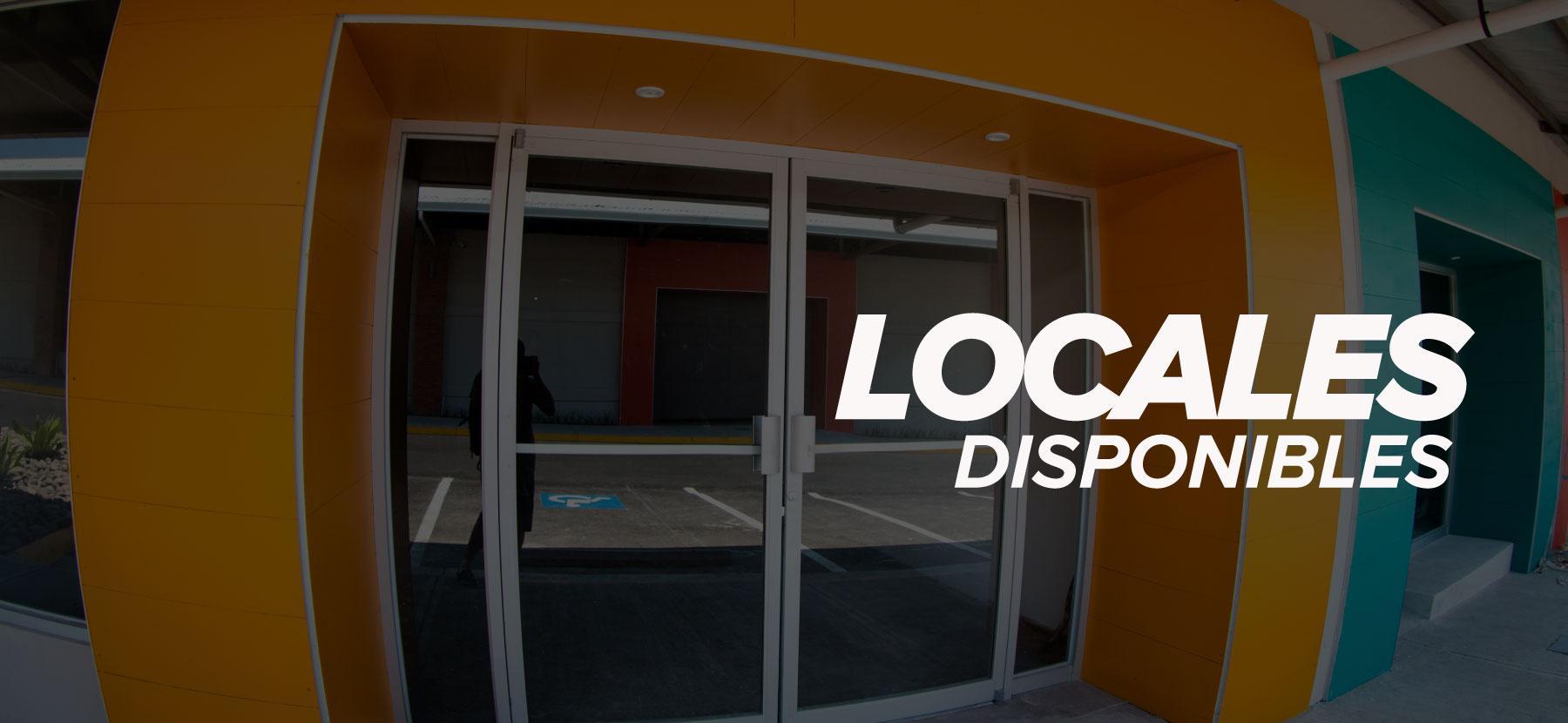 Banner Zona 5 - Locales disponibles